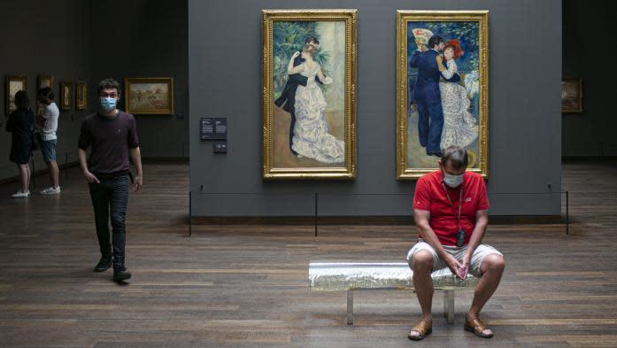 Les musées se réjouissent de rouvrir mi-décembre et comptent sur l'enthousiasme du public
