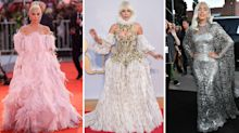 Every look from Lady Gaga's sensational 'A Star Is Born' promo tour wardrobe