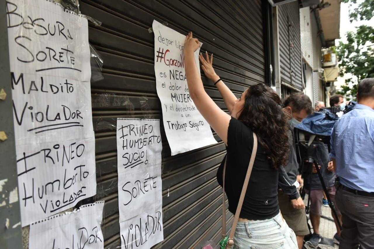 Resultado de imagen para justicia argentina ordena colocarle tobillera electrónica a irineo garzón