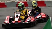 Inside Access with Miss Sprint Cup: Go-karts with Ricky