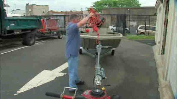 Jersey City prepares for possible flooding