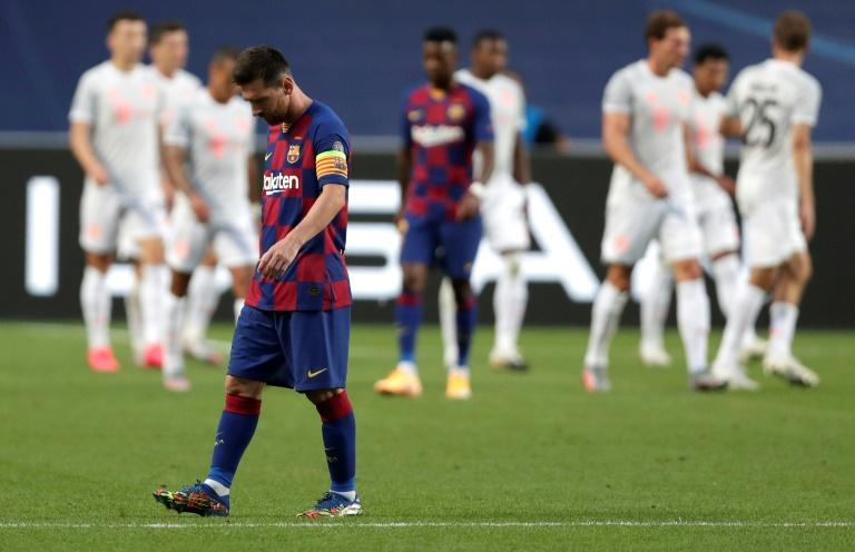 Does Lionel Messi's future lie away from Barcelona in the wake of their shocking Champions League defeat against Bayern Munich?