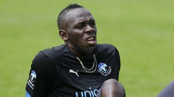 Usain Bolt a transfer target for Las Vegas Lights