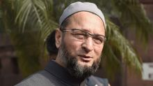 MPs chant 'Jai Shri Ram' as Asaduddin Owaisi takes oath in Lok Sabha; AIMIM chief ends vows with 'Allahu Akbar, Jai Hind'