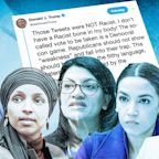 'Those Tweets were NOT Racist': Trump lashes out at House resolution condemning his attacks on congresswomen