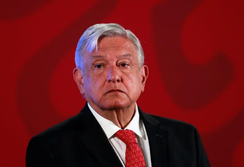 Mexican president passes coronavirus buck to allies, rivals, business