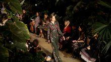 Berlin Fashion Week: Im Modedschungel bei Lena Hoschek