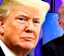 Trump welcomes 'Sleepy Joe' Biden to 2020 race