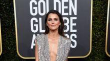 Decotes são tendência entre as celebridades no Globo de Ouro; confira looks