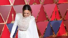 Chrissy Teigen's Oscars look was as risqué as ever