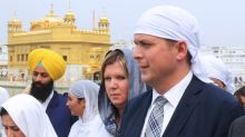 PHOTOS: Conservative Leader Andrew Scheer visits India to 'repair' relations