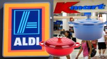 Didn't get your hands on Aldi's cookware? Kmart's got you covered
