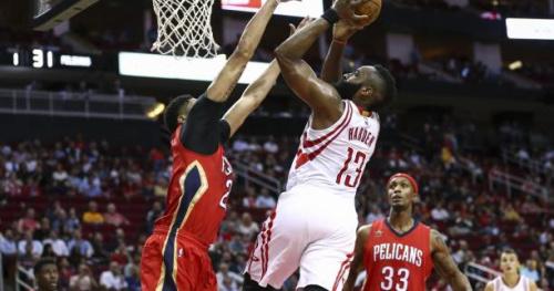 Basket - NBA - L'équipe-type de la semaine : James Harden et DeMar DeRozan répondent présents