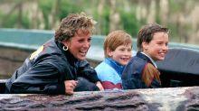 Kuchen zum Frühstück: So entspannt war Lady Diana als Mutter