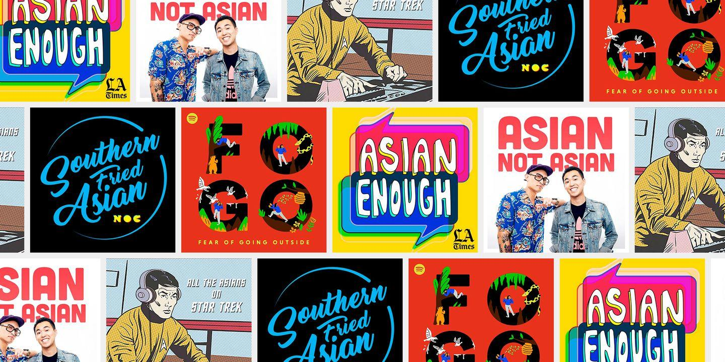 www.yahoo.com: 11 Excellent Podcasts from AAPI Creators
