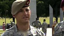 Soldier to receive Medal of Honor for Iraq hostage rescue