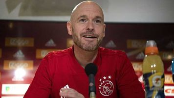 International: Fix! Ajax verlängert mit Erfolgscoach ten Hag