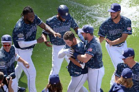 bc0fe8f02 MLB  Los Angeles Dodgers at San Diego Padres