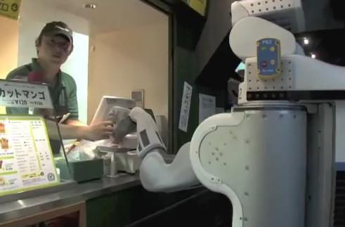 Robot uses semantic search to get a Subway sandwich, do Jared's evil bidding (video)