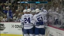 Morgan Rielly scores his first NHL goal