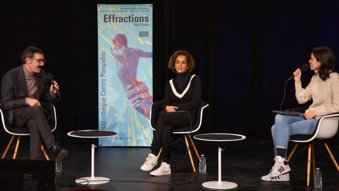 """""""Tout est fiction, le réel n'existe pas"""" : Leila Slimani au festival de littérature contemporaine Effractions"""