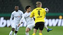 0-1. Un gol de Sancho pone al Dortmund en semifinales