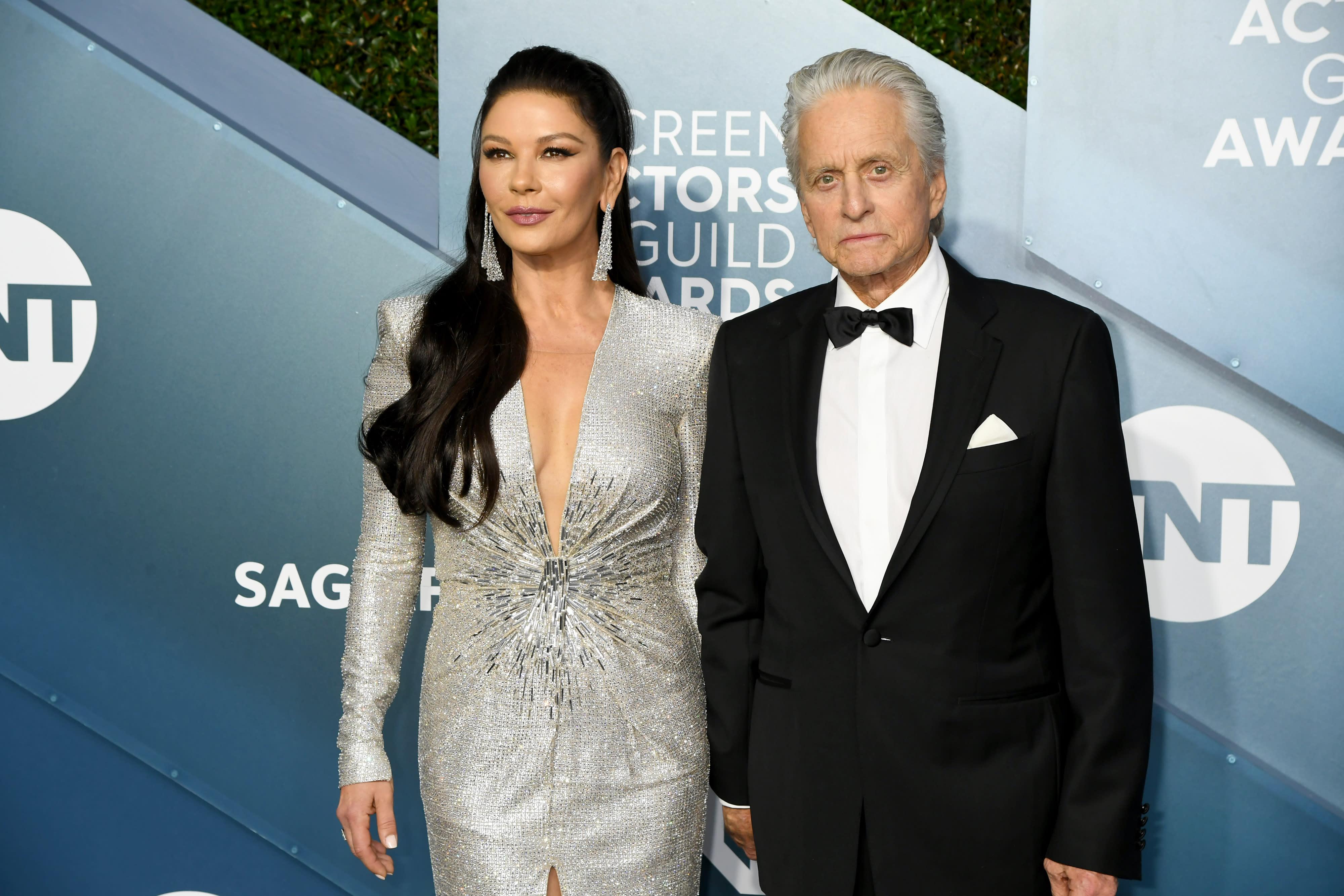 Catherine Zeta-Jones opens up on 20th wedding anniversary plans with Michael Douglas