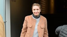 Lena Dunham Proves Why Thinner Doesn't Mean Happier in a Powerful Now-and-Then Instagram Post