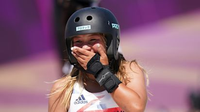 Sky Brown: The 13-year-old skateboarding superstar who has made Team GB history
