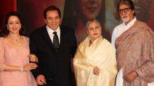 PICTURE PERFECT! Sholay Superstars Amitabh Bachchan, Jaya Bachchan, Dharmendra, Hema Malini Reunited…