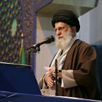 Khamenei downplays protests, says Iran foes exploiting plane tragedy