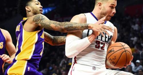 Basket - NBA - NBA : les Clippers dominent les Lakers au Staples Center (115-104)