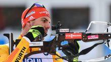 Bö siegt im Sprint - Peiffer bester Deutscher