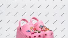 Balenciaga just sent platform Crocs down the catwalk at Paris Fashion Week