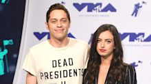 Pete Davidson Appears to Have Covered His Tattoo of Ex-Girlfriend Cazzie David