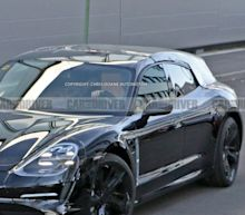 2020 Porsche Taycan Sport Turismo Spied: The Electric Wagon Is Real