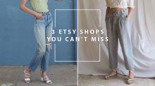 還在金睛火眼搜尋「 寶物 」?不如看看這幾間精選 Etsy 獨立商店,滿足你夏日各種衣着需要