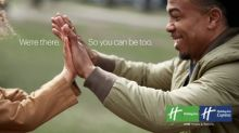 IHG® Hotels & Resorts amplifies global campaign to celebrate in-person connections, helping travelers #BeThereIRL with Holiday Inn® and Holiday Inn Express®