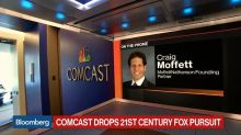 Comcast Investors' Best Scenario Is Loss of Fox and Sky, Says Moffett