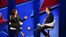 'Speak Like A Leader': Kamala Harris Vows To Be The Anti-Trump