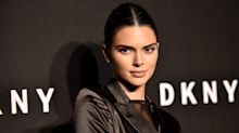 Kendall Jenner's sleek metallic leggings are the epitome of cozy chic - and they're on sale for 30% off