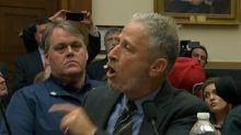 Jon Stewart blasts Congress over 9-11 victims fund