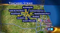 Carpentersville teachers strike planned for Tuesday