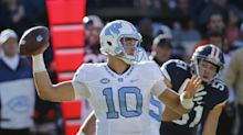 Could Mitch Trubisky go top 3? Browns, 49ers, Bears all need QB help