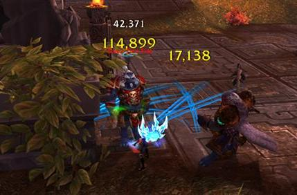 Warlords of Draenor: Combo points no longer on target for rogues, druids