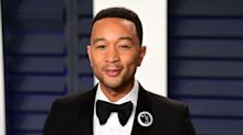John Legend pays tribute to his grandmother following her death at 91