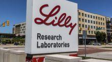 Eli Lilly Jumps After Alzheimer's Drug Shows Positive Results