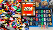 Lego's plastic-free commitment – are children's toys next on the agenda?