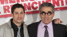 Jason Biggs' Kids Just Met His 'American Pie' Dad Eugene Levy and It's Everything!