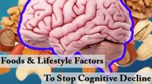 Important Foods And Lifestyle Factors To Stop Cognitive Decline As You Age